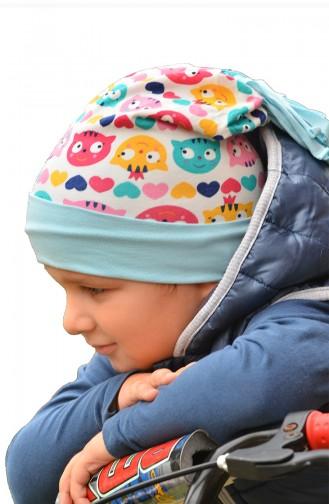 Baby Blues Hat and bandana models 23