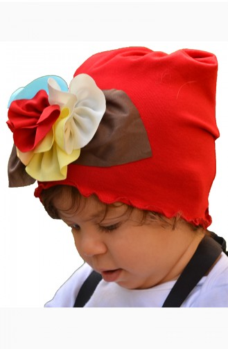 Red Hat and bandana models 29
