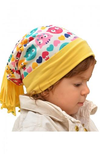 Yellow Hat and bandana models 25