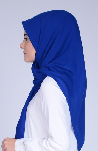 Saxon blue Hoofddoek 21