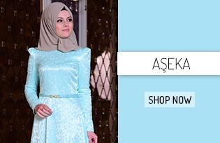 Aşeka Hijab Dress