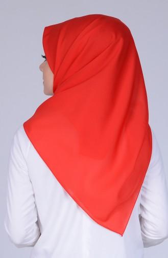 Light Red Hoofddoek 19