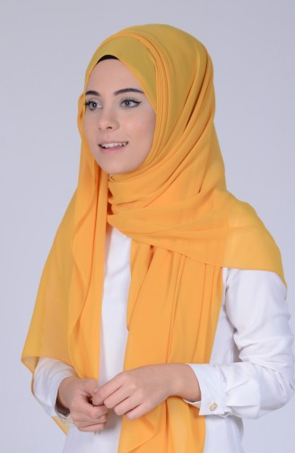 Mustard Sjaal 16