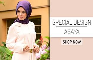 Begum Special Design Abaya