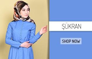 Şükran Hijab Combination