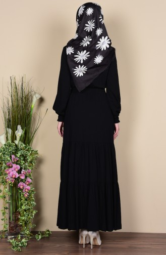 Robe 7119-08 Noir 7119-08
