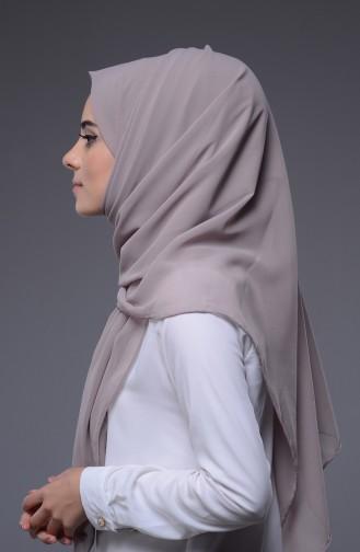 Alya Châle Mousseline 9902-13 Vison Clair 9902-13