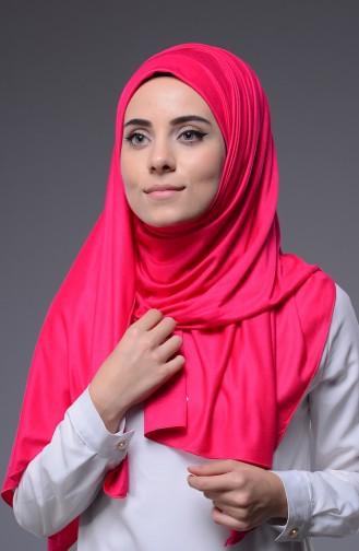 Dark Pink Sjaal 25
