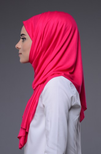 Dark Pink Shawl 25
