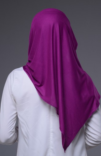 Purple Sjaal 37