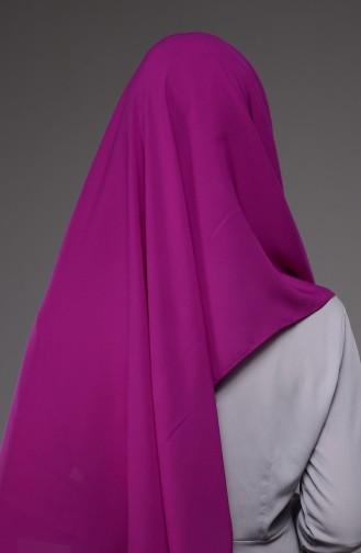 Châle Crêpe 50044-20 Violet 20
