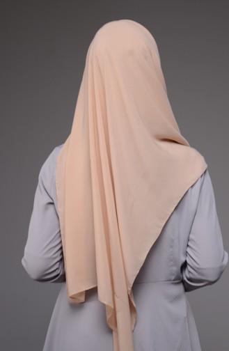 Light Beige Sjaal 26
