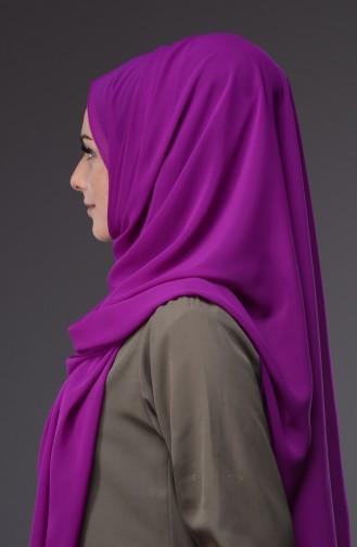 Light purple Sjaal 96