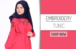 Embroidery Tunics