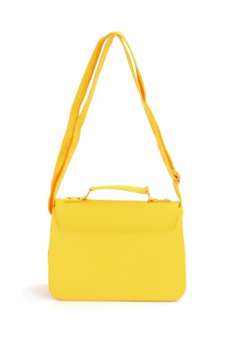 Yellow Shoulder Bag 20059SR