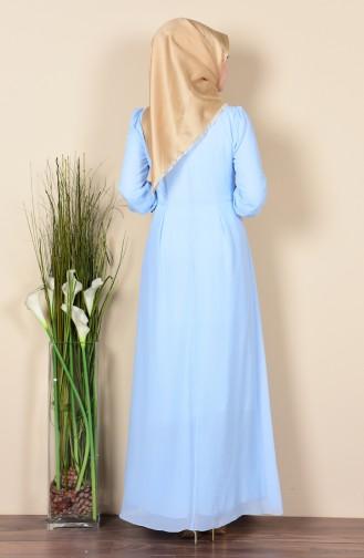 Blue Dress 51983-18