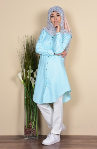 Mint green Tunic 6251-25