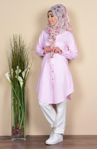 Pink Tunic 6251-27