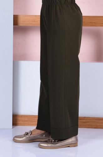 Khaki Broek 3087-07