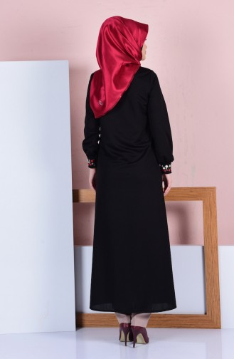 Black Abaya 1899-03