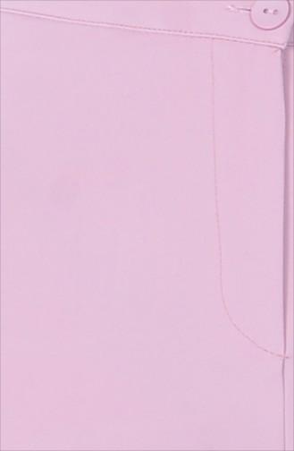 Pantalon Large 1453-03 Poudre 1453-03