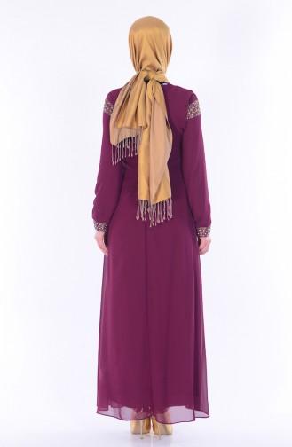 Cherry İslamitische Jurk 99015-07