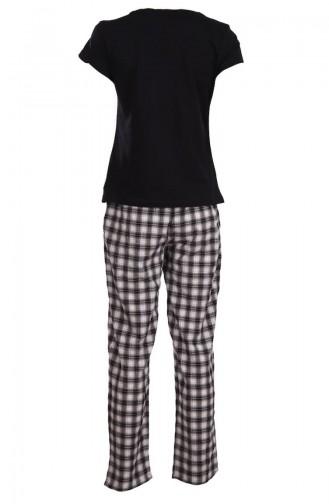 Black Pyjama 11-01