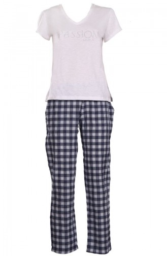 White Pyjama 11-02