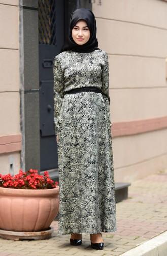 Beige Dress 3947-05