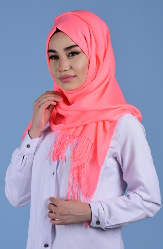 Pink Sjaal 04