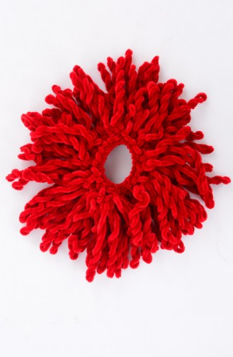 Red Hair Clip 01-04