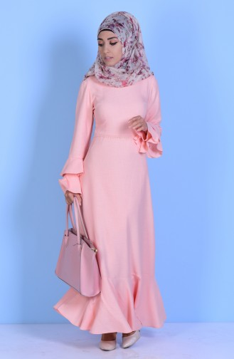 Salmon Dress 5002-04