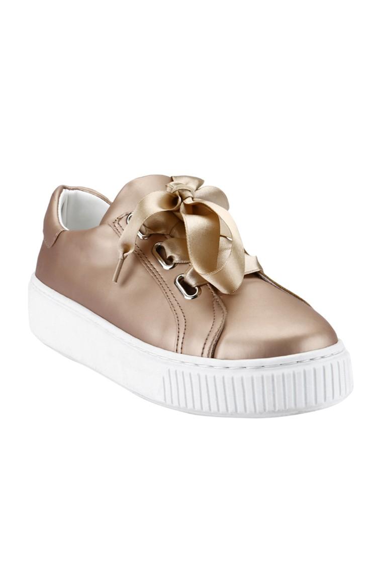 Chaussures Basket avec Ruban 8080 03 Bronze 8080 03