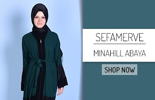Sefamerve Minahill Abaya