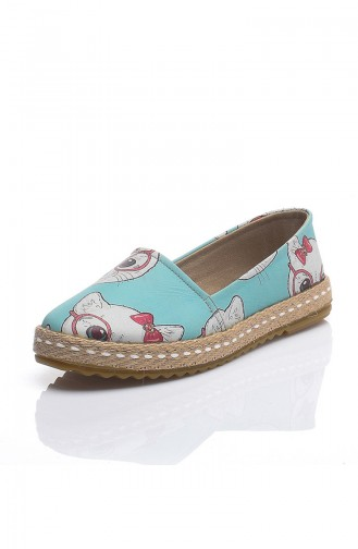 Woman Flat Shoe 1-WILLOW