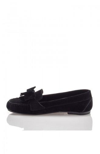 Femme Oxford Tilda JB-604-2 Noir 604-2