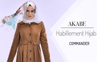 Akabe Habillement Hijab