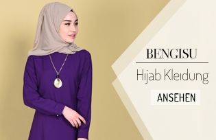 Bengisu Hijab Kleidung
