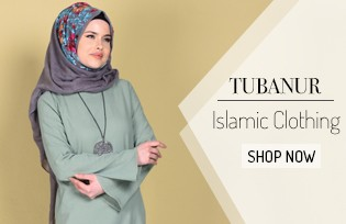 Tubanur Islamic Clothing Combination