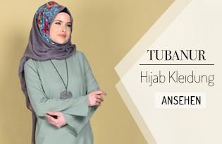 Hijab Kleidung Tubanur Kombinationen