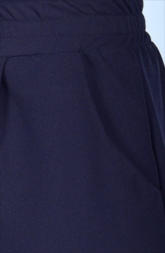 Navy Blue Broek 5095-06