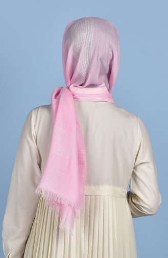 Light Pink Sjaal 05