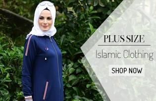 Plus Size Islamic Clothing