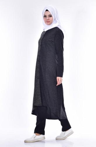 Black Tuniek 0708-04