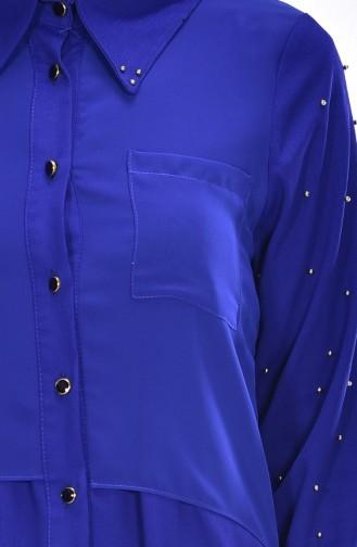 Saxon blue Tuniek 0893-01