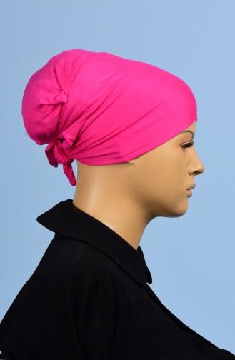 Sefamerve Bonnet Sans Couture Grande Taille 19 Fushia 19