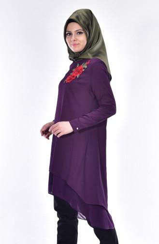 Purple Tuniek 0871-04