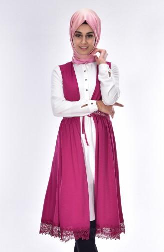 Damson Vest 0067-02