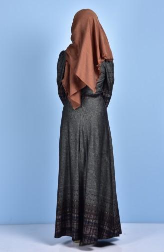 Robe a Ceinture 1300-03 Fumé 1300-03