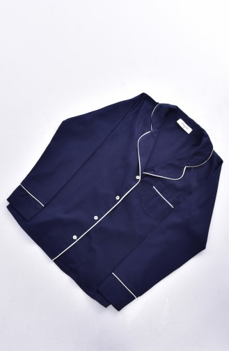 Navy Blue Pyjama 2001-01